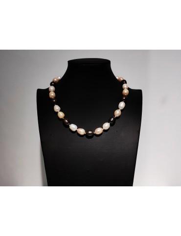 Collar perla cultivadas de...