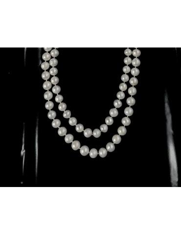 gargantilla perlas...